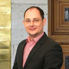Christian Rogalla, engineer